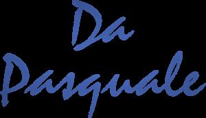 Blaues Logo Da Pasquale